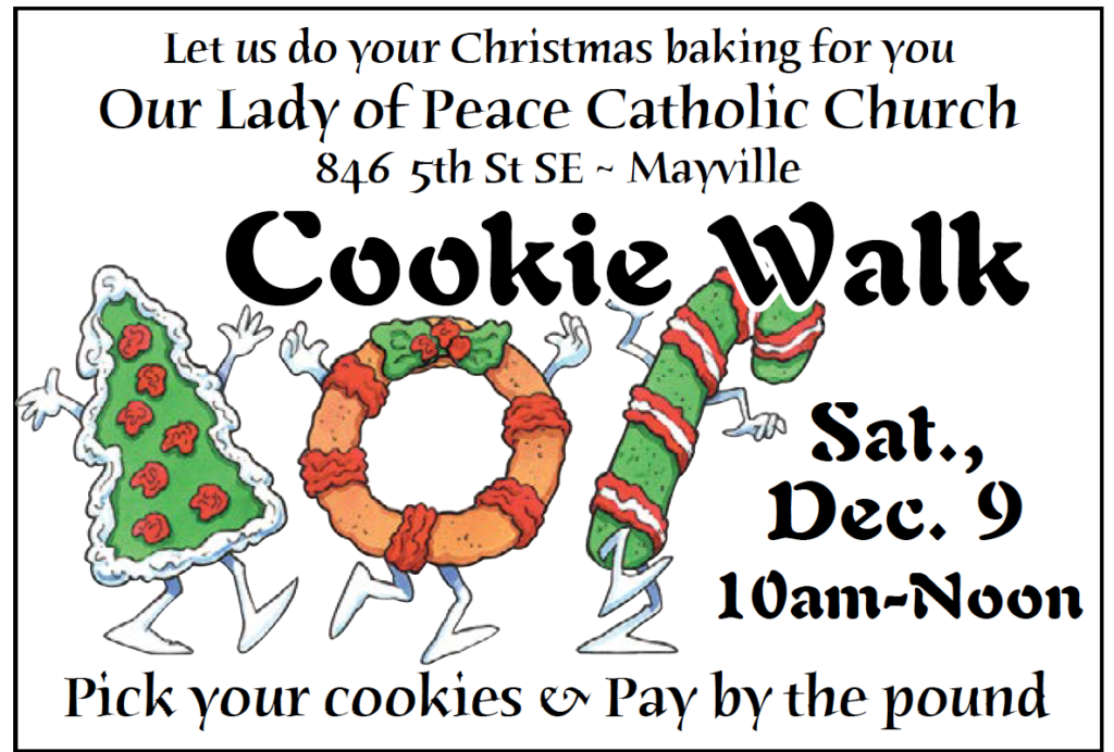 Our Lady Of Peace Annual Cookie Walk @ Our Lady Of Peace